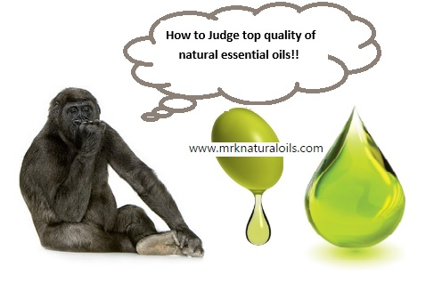 How to Judge top quality of natural essential oils