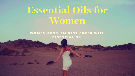 Essential Oils for Women